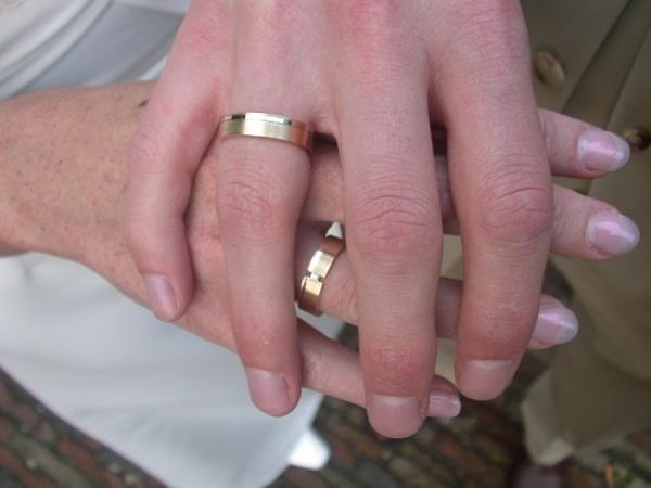 Snubní prsteny levně