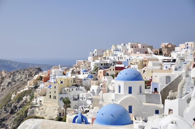 Dovolená v Řecku vám zaručí krásné chvilky