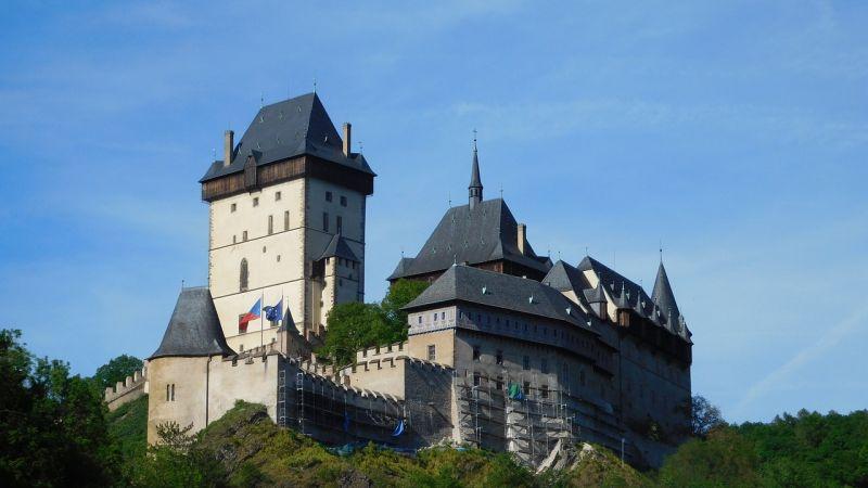Kde se ubytovat při návštěvě Karlštejna?