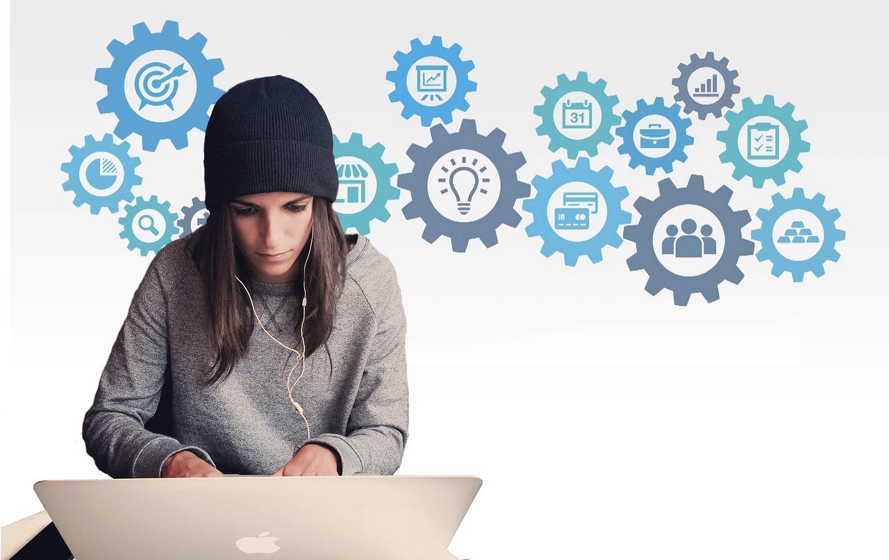 Woman Entrepreneur Computer  - Tumisu / Pixabay